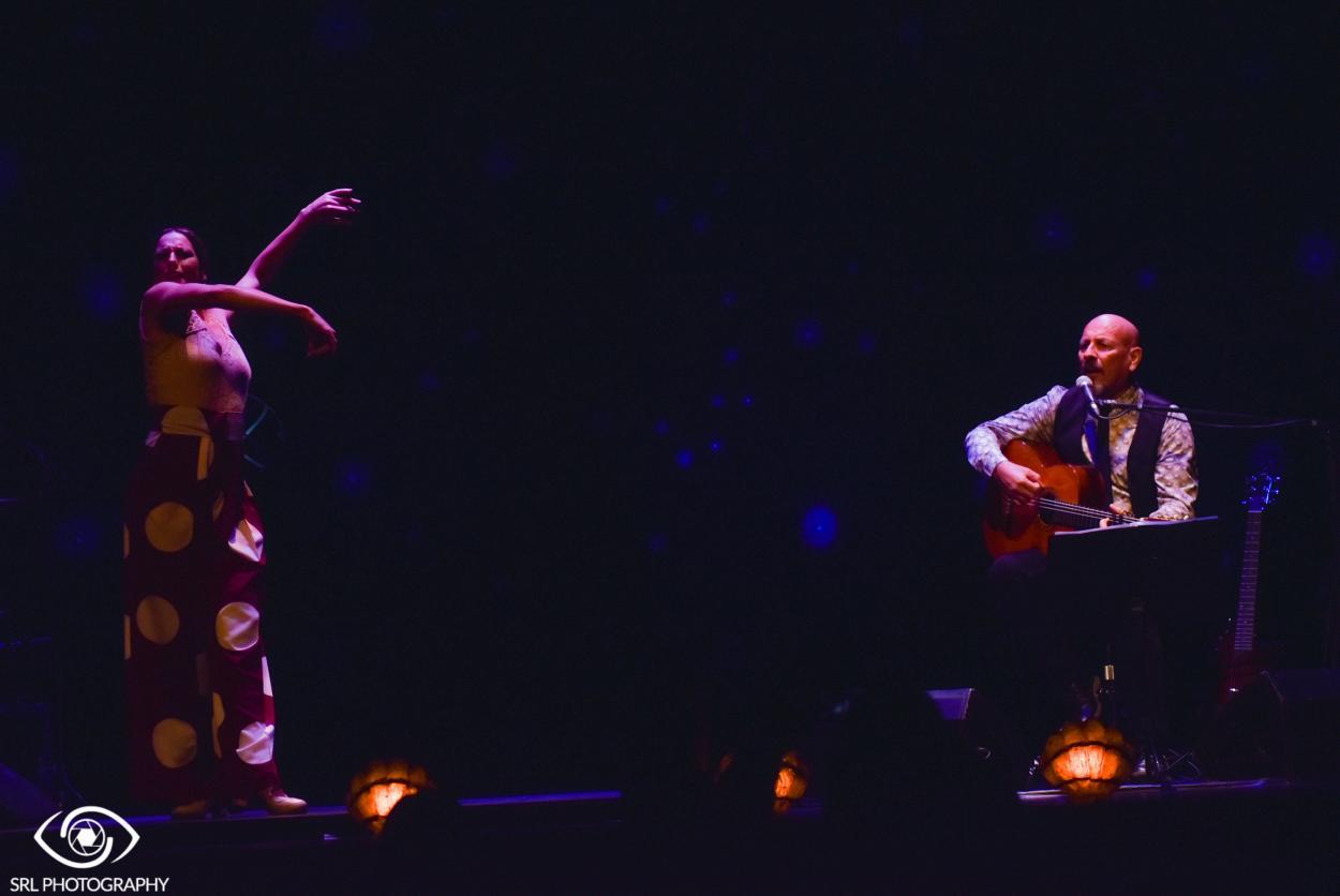 Javier Ruibal y Lucía Ruibal| Foto: Silvia Rueda Lozano