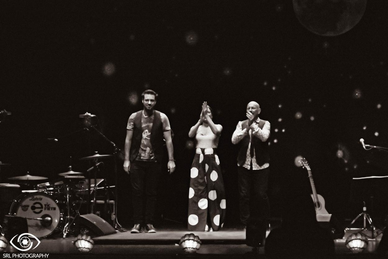 La familia Ruibal | Foto: Silvia Rueda Lozano