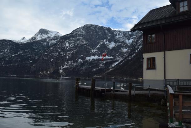 Lago Hallstatt en la actualidad / Clara Fernández