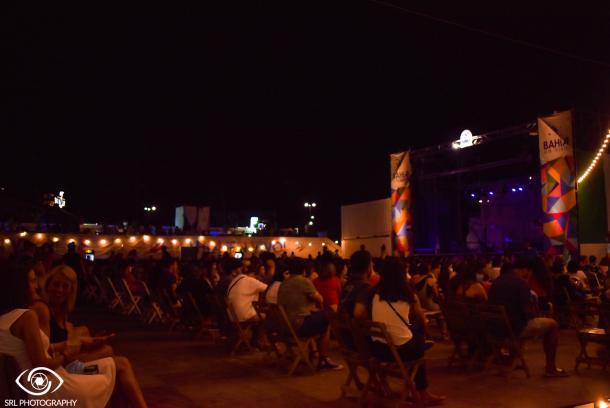 El público de el Bahía ¡En Vivo! | Foto: Silvia Rueda Lozano