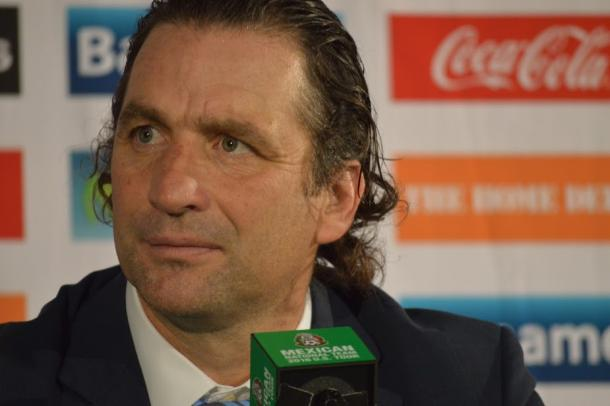 Juan Antonio Pizzi has a tough task ahead of him at Copa America Centenario. | Photo: Alondra Rangel/VAVEL