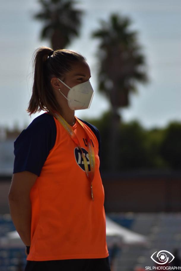 Patricia Hidalgo en el Campeonato España Máster 2020 | Foto: Silvia Rueda Lozano