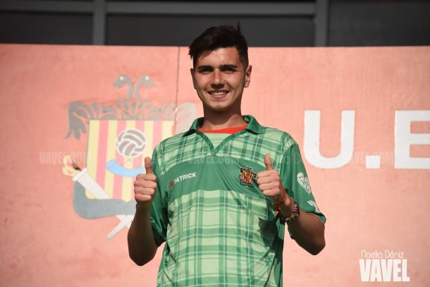 En la UE Cornellà Rafa ha vuelto a sentirse futbolista | Foto: Noelia Déniz - VAVEL