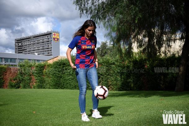 Toques de balón para VAVEL.com | Foto: Noelia Déniz - VAVEL