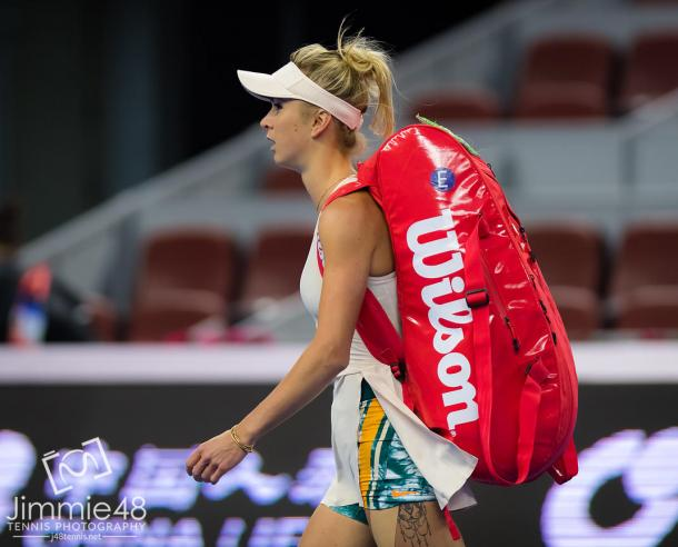 It was yet another disappointing loss for Elina Svitolina | Photo: Jimmie48 Tennis Photography
