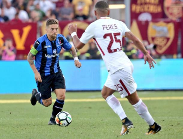 Serie A, Roma-Atalanta 1-2: colpo dei bergamaschi in dieci