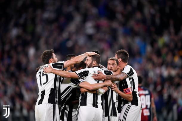 Juventus, Allegri ha scelto l'11 anti-Genoa