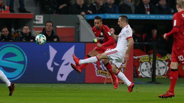 Un duelo de titanes se vive por las semifinales de la DFB Pokal | Foto: @bayer04_es