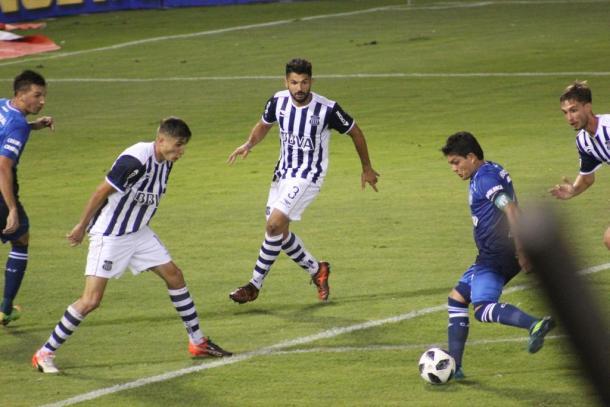 Tucumán iniciou 2018 com título ao vencer Talleres de Córdoba no Torneio de Verão (Foto: Divulgação/Atlético Tucumán)