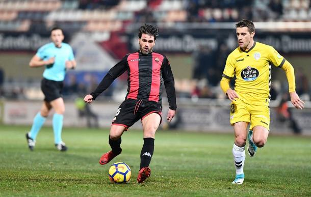 Vítor Silva fue uno de los jugadores más destacados del Reus | Foto: CF Reus