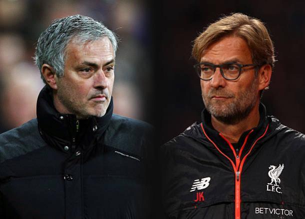 Confronto de gigantes: Dos clubes aos técnicos (Foto: Ian Walton / Getty Images Sport)