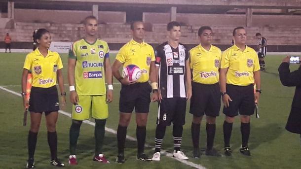 São Raimundo e Independente seguem vivos por classificação às semifinais (Foto: Divulgação/São Raimundo)