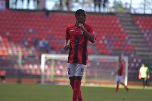 Debut profesional de Manuel Molina | FOTO: Prensa Deportivo Lara