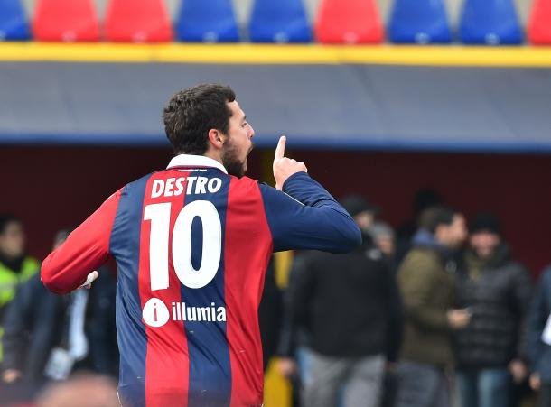 Destro will need his shooting boots on every game | Photo: gazzettaworld.com