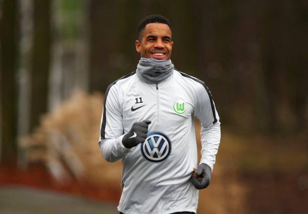 Didavi, la figura del Wolfsburg    Foto: @VfLWolfsburg_ES