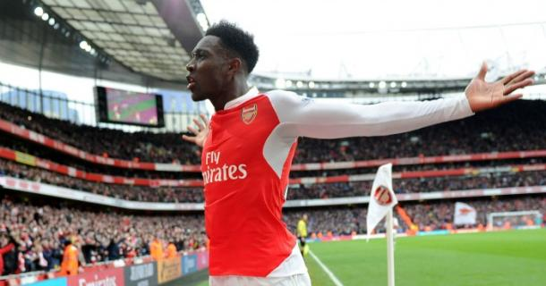 Welbeck's return was marked with a dramatic winner. | Image source: Football365