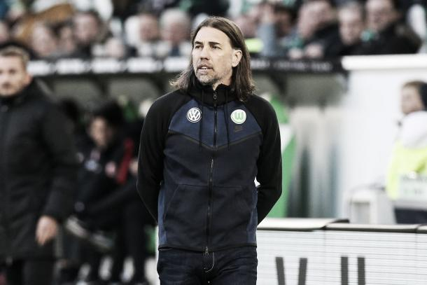 Martin Schmidt dejó de ser técnico del Wolfsburg el pasado lunes | Foto: @VfL_Wolfsburg