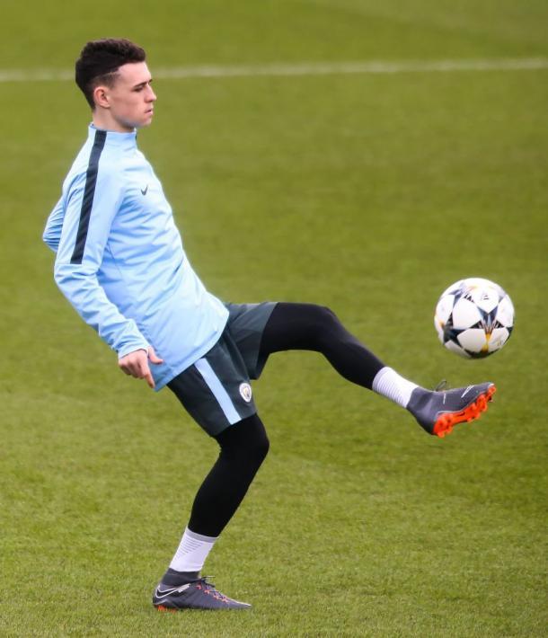 Foto: Reprodução/Manchester City