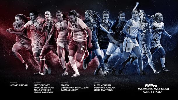 Women's World XI | FIFPro
