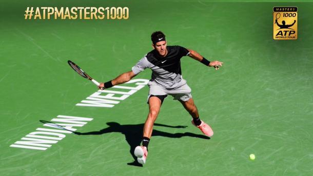 Del Potro se quedó con su primer Masters 1000 | Foto: ATP.