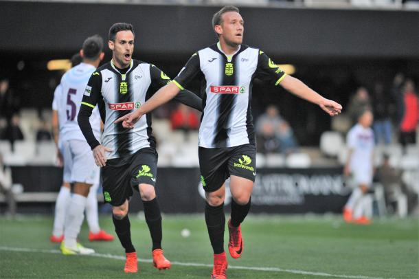 Foto: FC Cartagena oficial