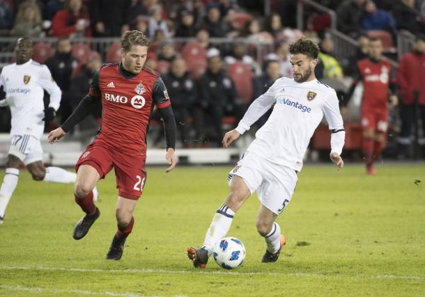 Real Salt Lake tried to battle back but ultimately fell short | Source: rsl.com