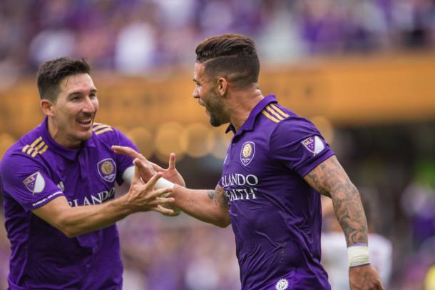 Dom Dwyer was the catalyst for Orlando's win this weekend | Source: orlandocitysc.com