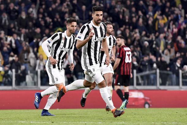 Juventus fez 3 a 1 para a Juvae (Foto: Divulgação/Juventus FC)