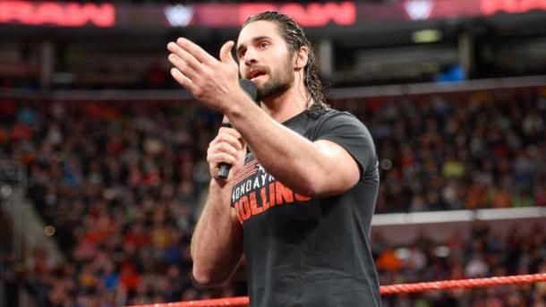 Rollins tiene hambre de gloria. | Foto: WWE