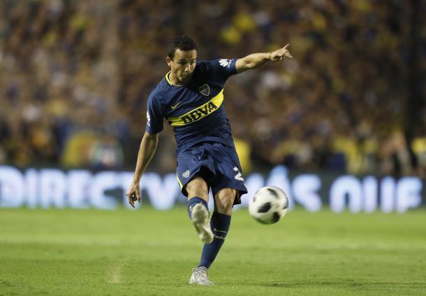 Leo Jara coincidió con Reynoso sobre la dificultad del encuentro | Foto: Prensa Boca Jrs.