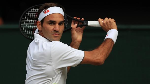 Una mirada dice más que mil palabras. Imagen-Wimbledon