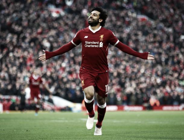 Mohamed Salah | Liverpool FC
