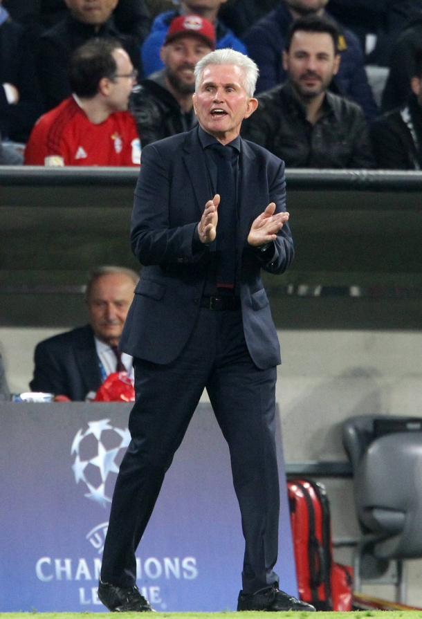 Heynckes, el DT que volvió para llevar al Bayern a la gloría de nuevo  | Foto: @FCBayernEs