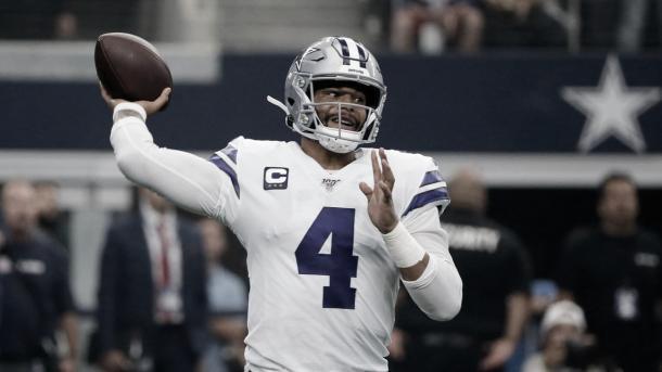 Dak mostró con rendimiento porque Cowboys debe pagarle. Foto: NFL