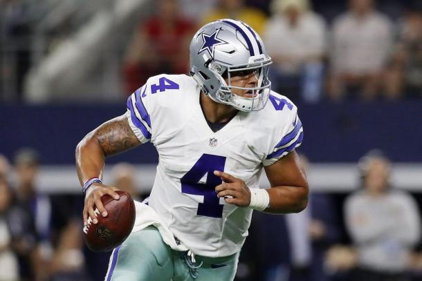Prescott has been a revelation this season (Photo: Ronald Martinez/ Getty Images)