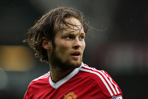 Daley Blind has played almost every minute this season for Manchester United | Photo:Matthew Ashton/AMA - via Getty