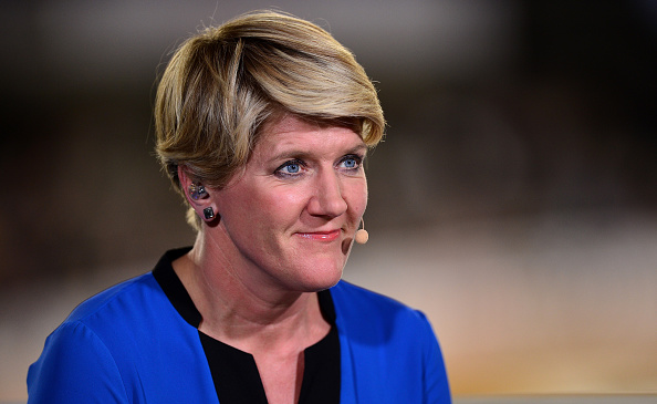 Clare Balding will stay as the presenter of the highlights show, despite the change in format (Getty/Dan Mullan)