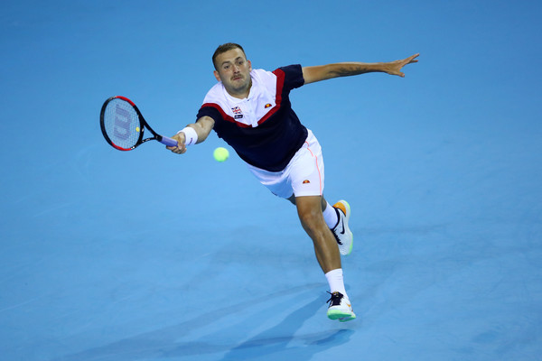 Evans returned to action in April last year (Image source: Clive Brunskill/Getty Images)