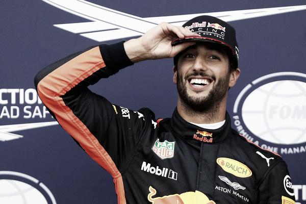 Daniel Ricciardo, la sonrisa del paddock | Fuente: Getty Images