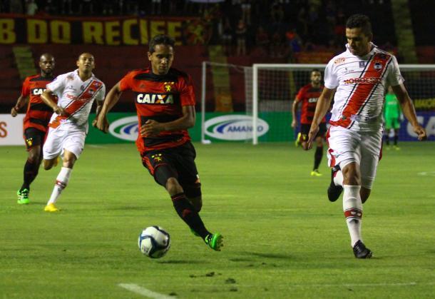 Daniel destaca vontade da equipe em buscar a vitória dentro de casa (Foto: Williams Aguiar/Sport)
