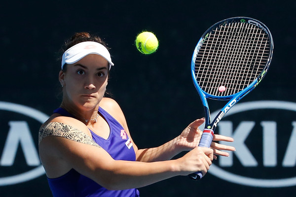 Danka Kovinic at the Australian Open | Photo: Darrian Traynor/Getty Images AsiaPac