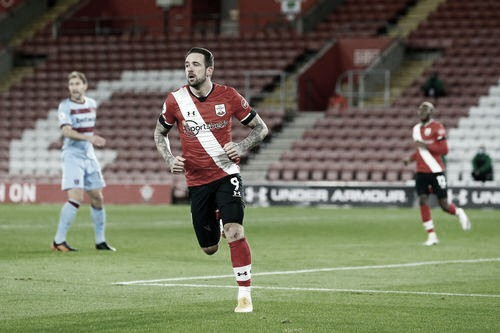 Danny Ings, el hombre gol. Foto: Premier League.