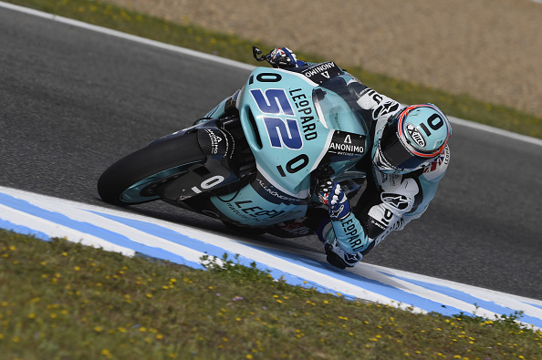 Danny Kent / Jerez | Photo: Mirco Lazzari gp
