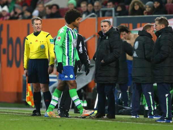 It was a day to forget for Dante and his team. (Image credit: kicker)