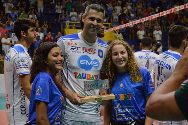 Foto: Rafinha Oliveira / EMS Taubaté Funvic