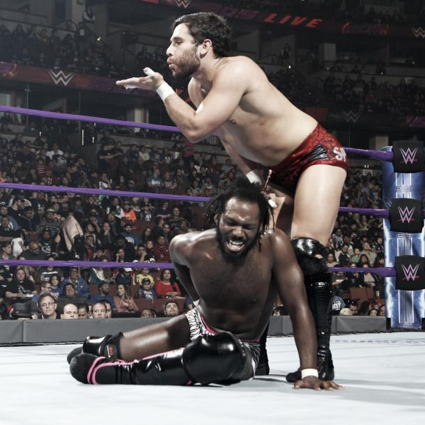 Could Dar make a valentines day showing? Photo-WWE.com