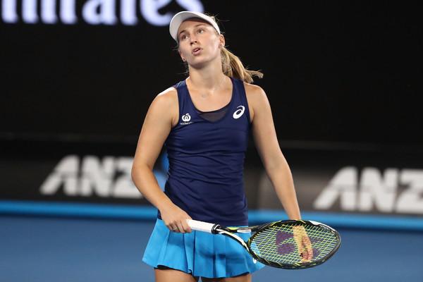 Daria Gavrilova lost to Karolina Pliskova in the fourth round of the Australian Open | Photo: Scott Barbour/Getty Images AsiaPac
