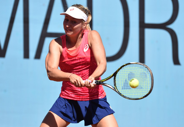 Daria Gavrilova in action | Photo: Denis Doyle/Getty Images Europe