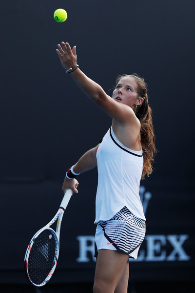 Daria Kasatkina failed to defend her points from last year | Photo: Jack Thomas/Getty Images AsiaPac