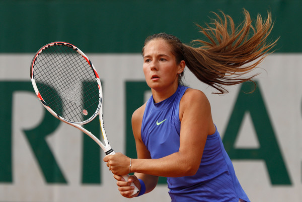 Daria Kasatkina is the heavy favourite in this clash | Photo: Adam Pretty/Getty Images Europe